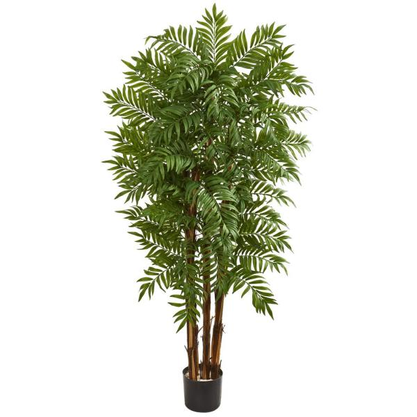 Nearly Natural 5.5 ft. Parlour Artificial Palm Tree 9142