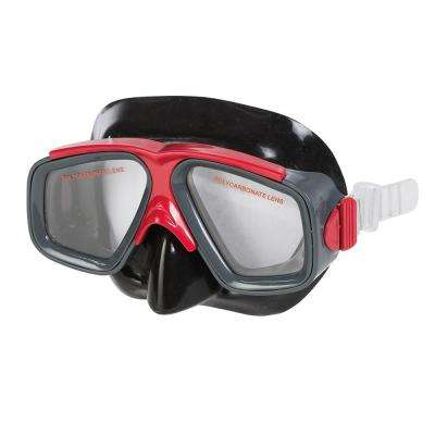 Surf Rider Red Mask