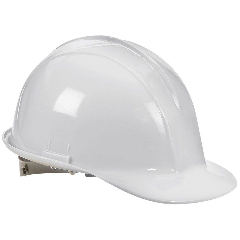 Standard Hard Cap, White