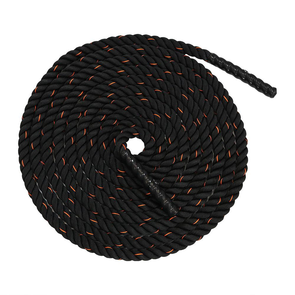 CASL Brands 1 5 in  x 40 ft  Battle Ropes for Training Workout and Fitness