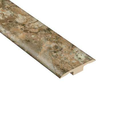 Willow Crest 1/4 in. Thick x 1-7/16 in. Wide x 94 in. Length Vinyl T-Molding