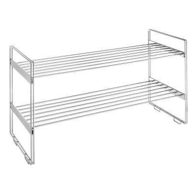 Supreme Shelving Collection 30 in. x 16.63 in. Stackable Closet Shelves