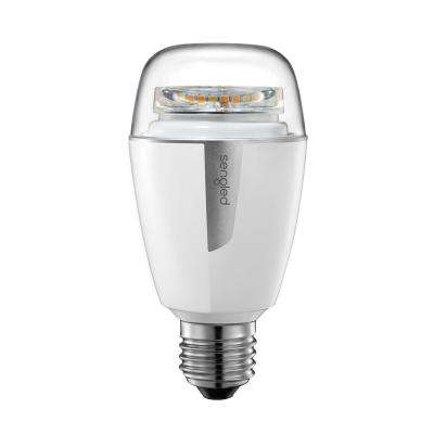 Element Plus 60W Equivalent Soft White to Daylight A19 Dimmable LED Light Bulb