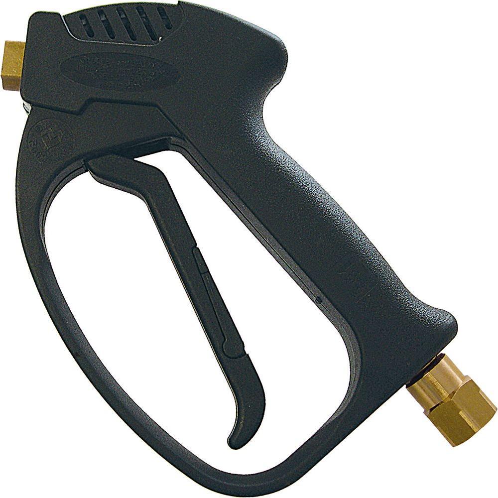 Trigger Gun Rear Entry