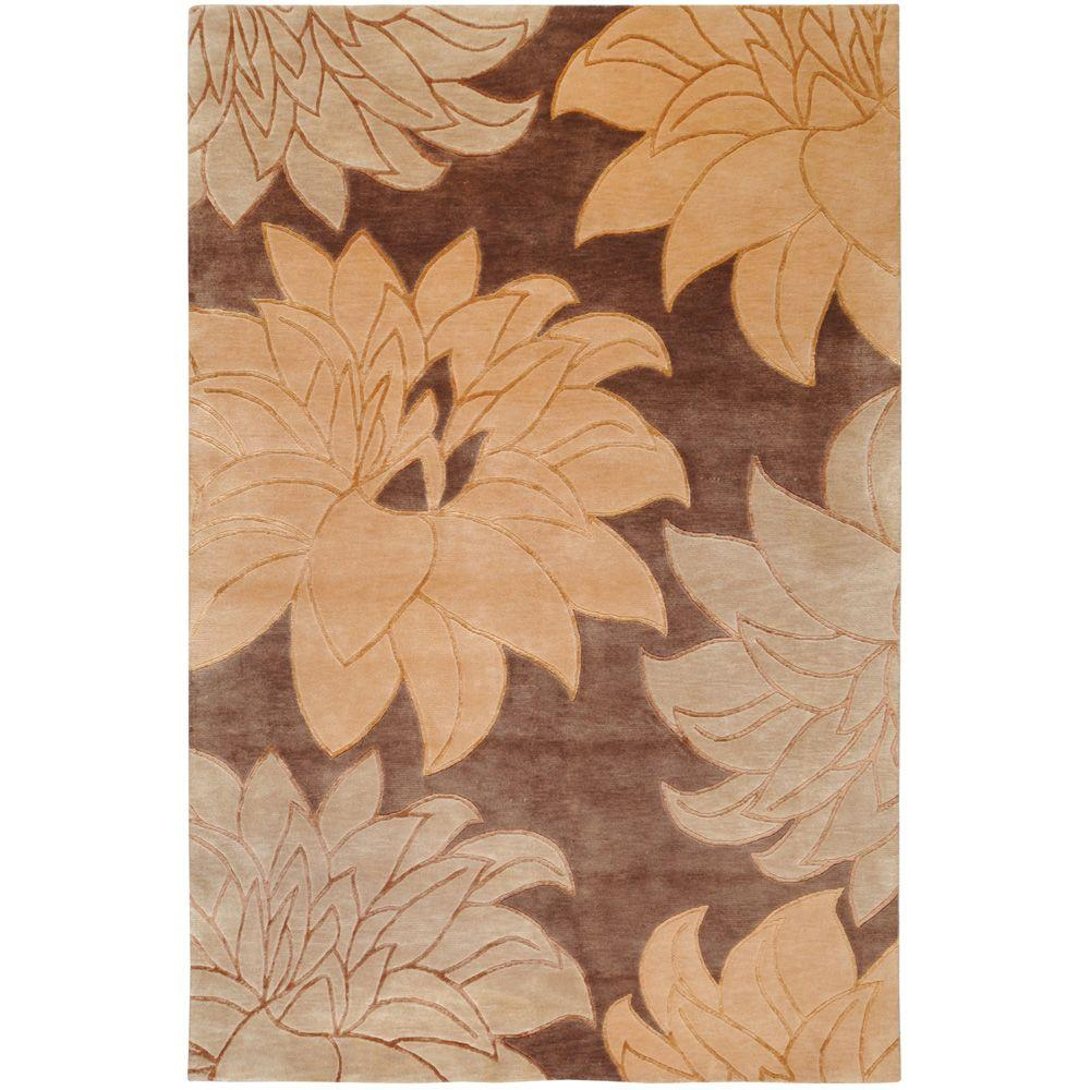 Artistic Weavers Cuneo Brown 8 ft. x 11 ft. Area Rug