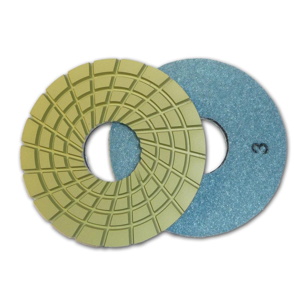 5 in. Con-Shine 5-Step Dry Diamond Polishing Pads Step 3