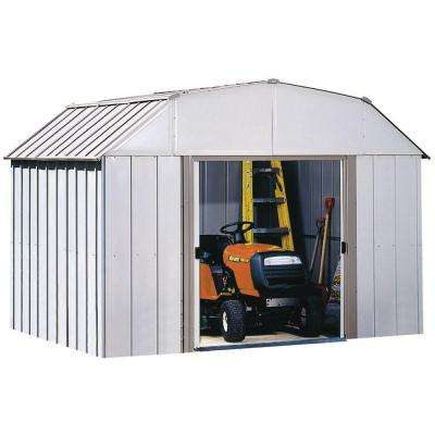 Dakota 10 ft. x 8 ft. Steel Shed