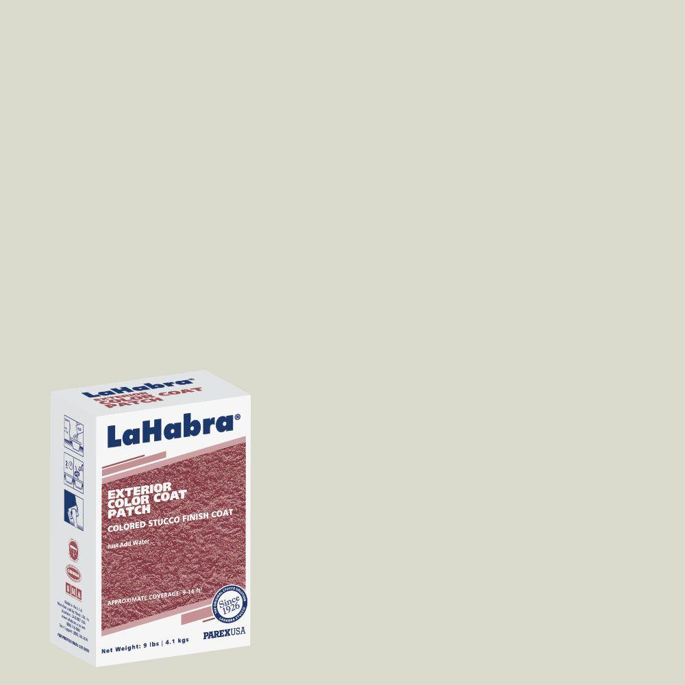 LaHabra 9 lb. Exterior Stucco Color Patch #215 Mesa Verde