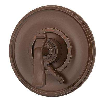 Winslet 1-Handle Shower Kit in Oil Rubbed Bronze (Valve Included)