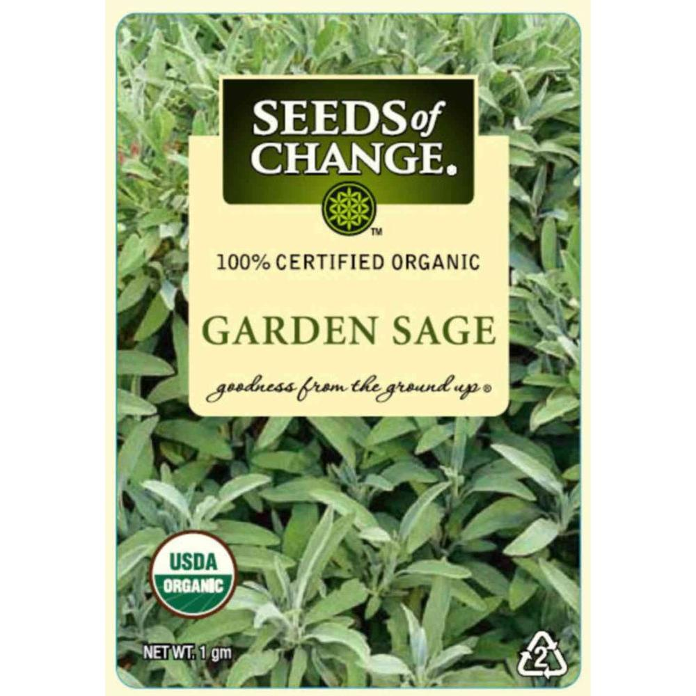 Seeds of Change Sage (1-Pack)