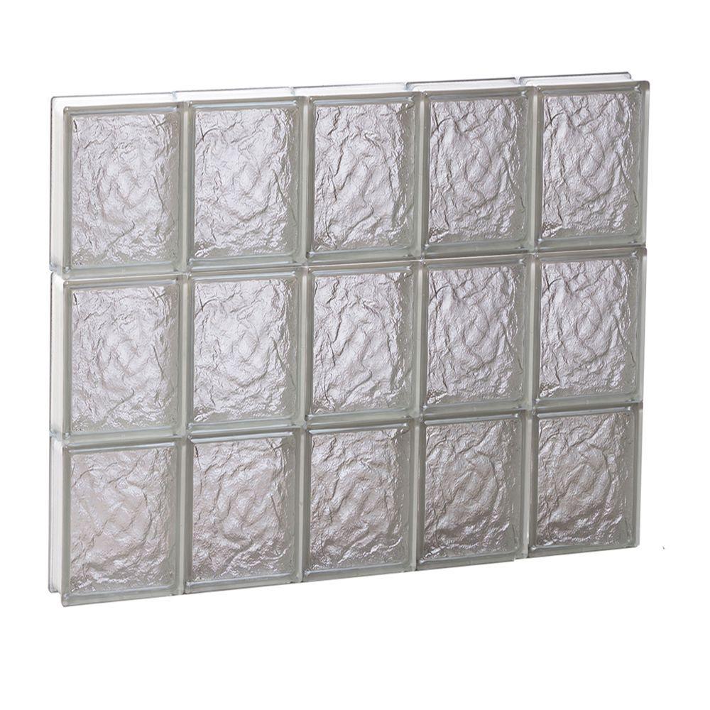 glass block windows - windows