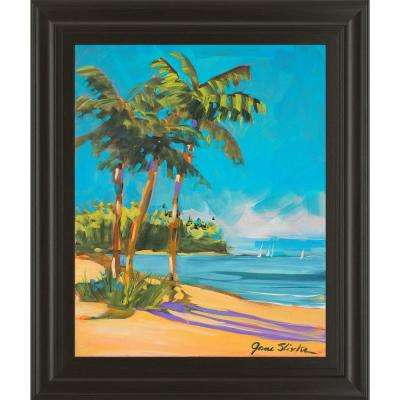 "22 in. x 26 in. ""Solitude II"" by Jane Slivka Framed Printed Wall Art"
