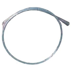 Glamos Wire Products 12-Gauge 22 ft. Strand Single Loop Galvanized Metal Wire... by Glamos Wire Products
