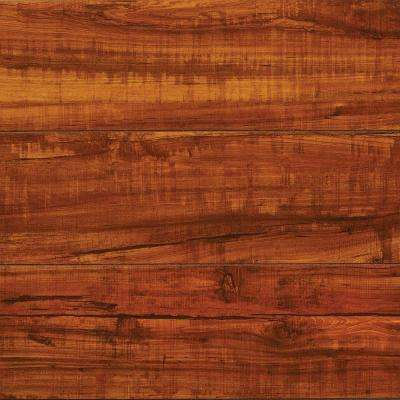 Brown High Gloss Laminate Wood Flooring Laminate Flooring