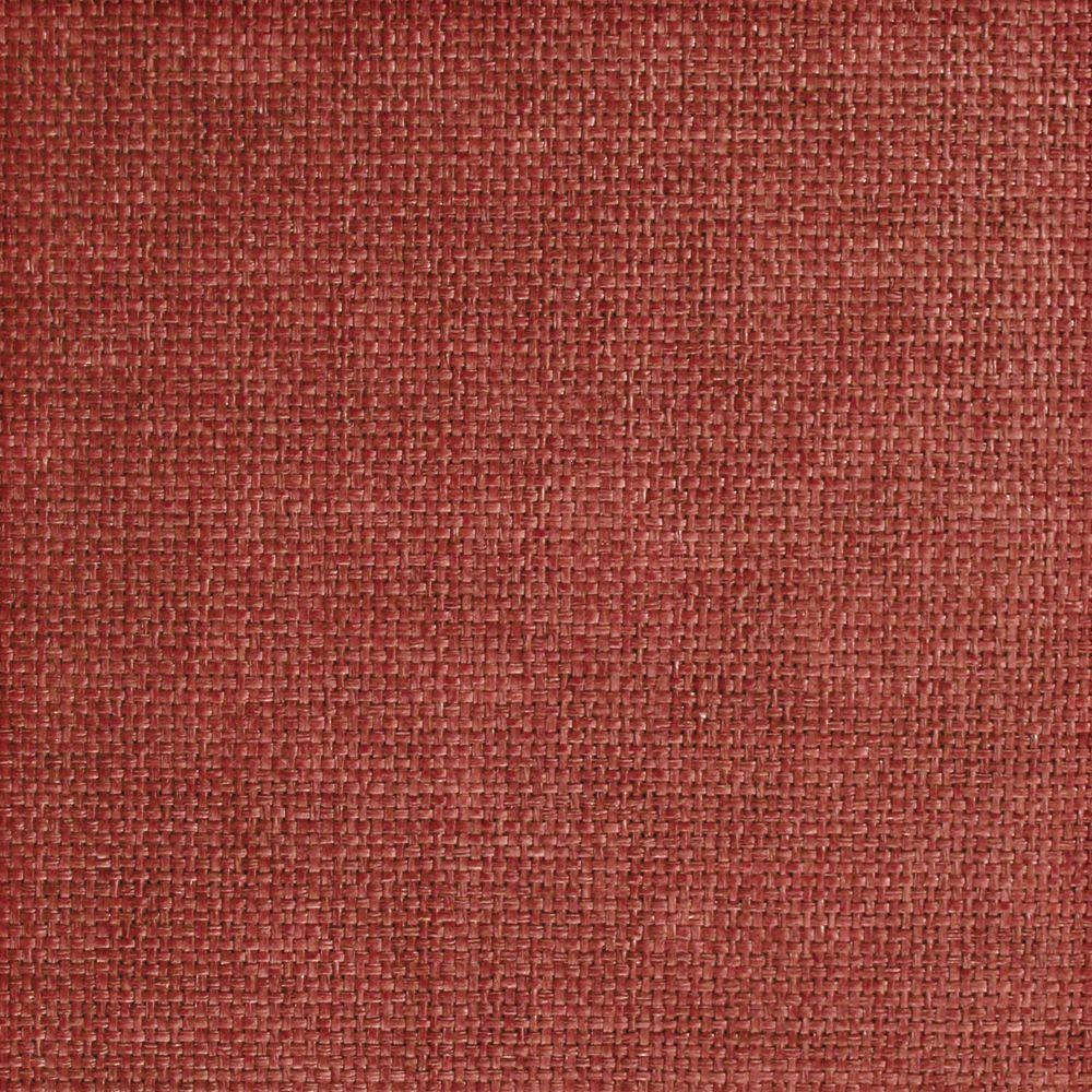 The Wallpaper Company 72 sq. ft. Crimson Brush Grass Wallpaper-DISCONTINUED