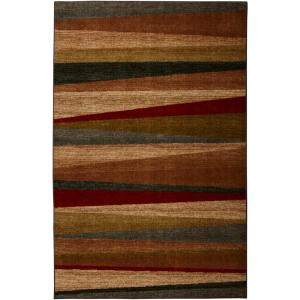 Deals on Mohawk Home Mayan Sunset Sierra 8-ft x 10-ft Indoor Area Rug
