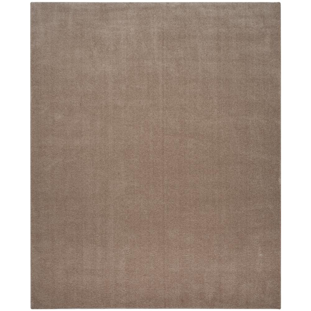 Velvet Soft Rugs In Natural Beige: Safavieh Velvet Shag Light Beige 8 Ft. X 10 Ft. Area Rug