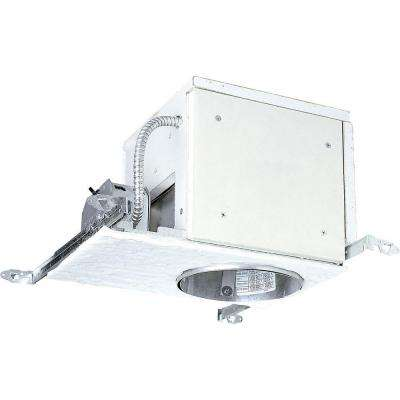 6 in. Firebox New Construction Recessed Metallic Housing with Air Tight, IC