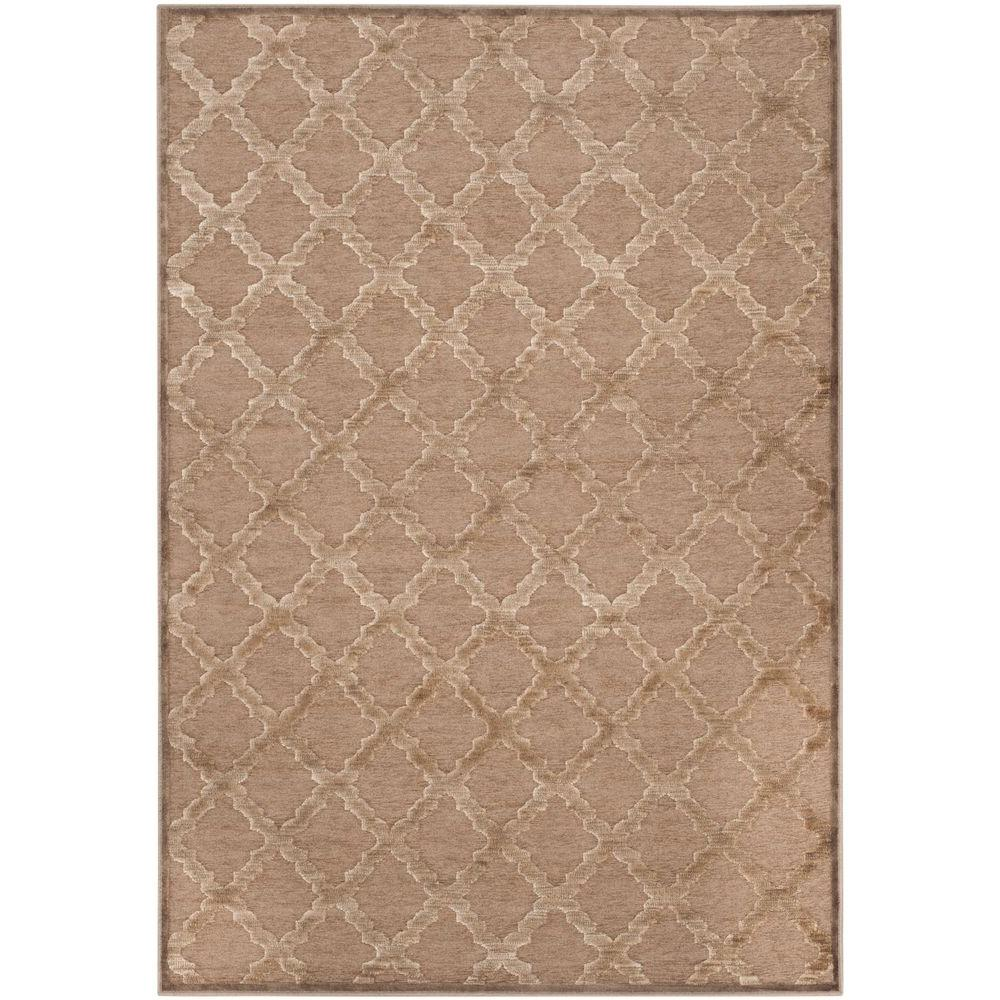 Paradise Camel 4 ft. x 5 ft. 7 in. Area Rug