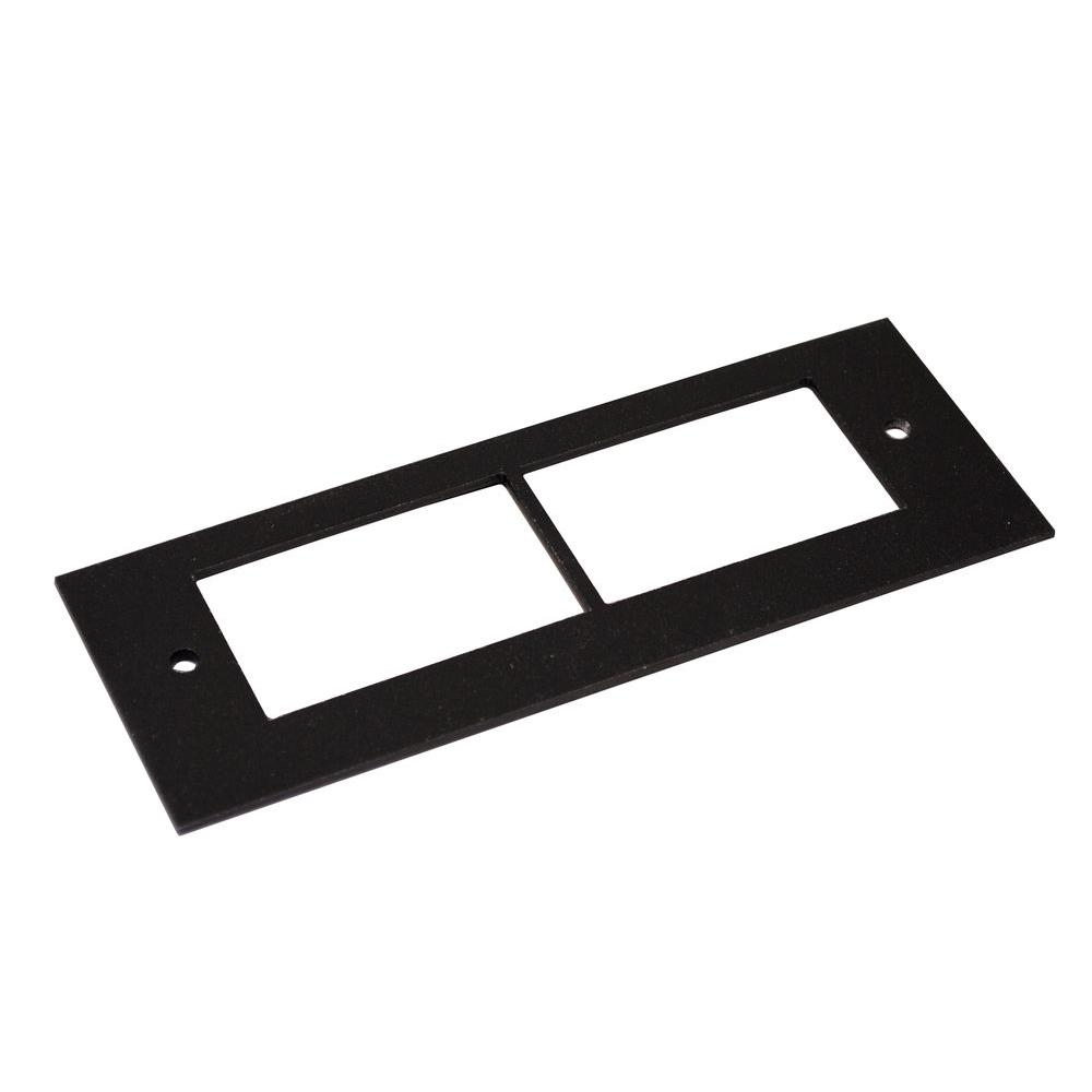 null OFR Series Overfloor Raceway Communications Device Plate