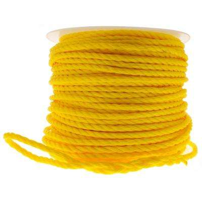 3/8 in. x 600 ft. Pro-Pull Polypropylene Rope