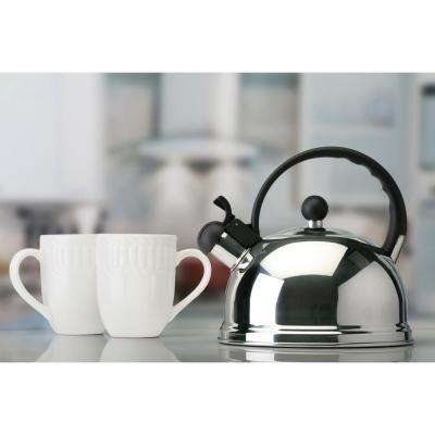 10-Cup Stainless Steel Tea Kettle