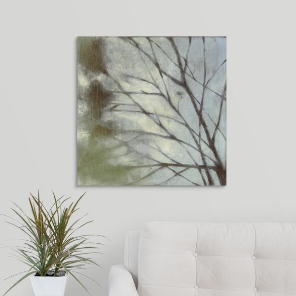 Greatbigcanvas Diffuse Branches I By Jennifer Goldberger Canvas