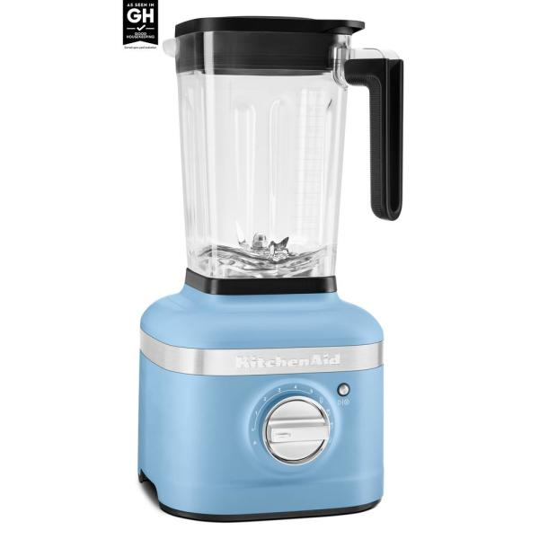 K400 56 oz. 5-speed Velvet Blue Blender