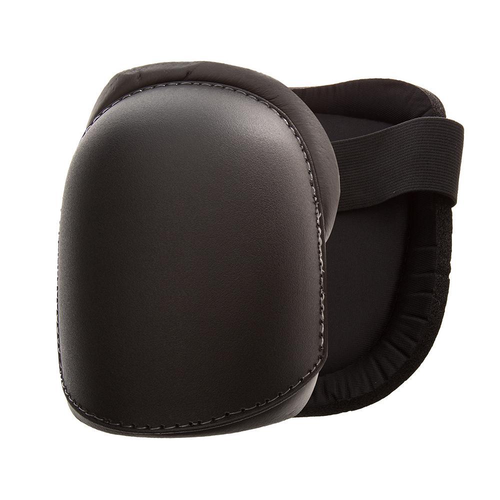 Black/Red Gel Comfort Work Knee Pads