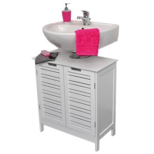 Miami 23.60 in. W x 11.80 in. D x 27.10 in. H Freestanding Bath Vanity Cabinet Only Non Pedestal in MDF