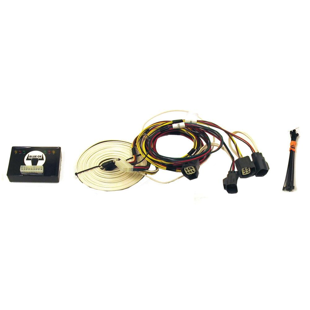 ez wiring harness kit blue ox ez light wiring harness for jeep wrangler  2007 2017  blue ox ez light wiring harness for