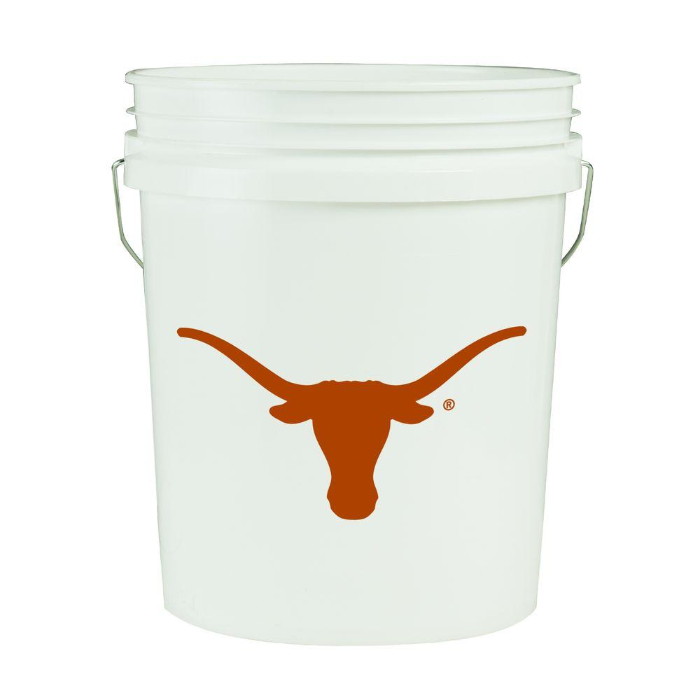 null Texas 5-Gal. College Bucket