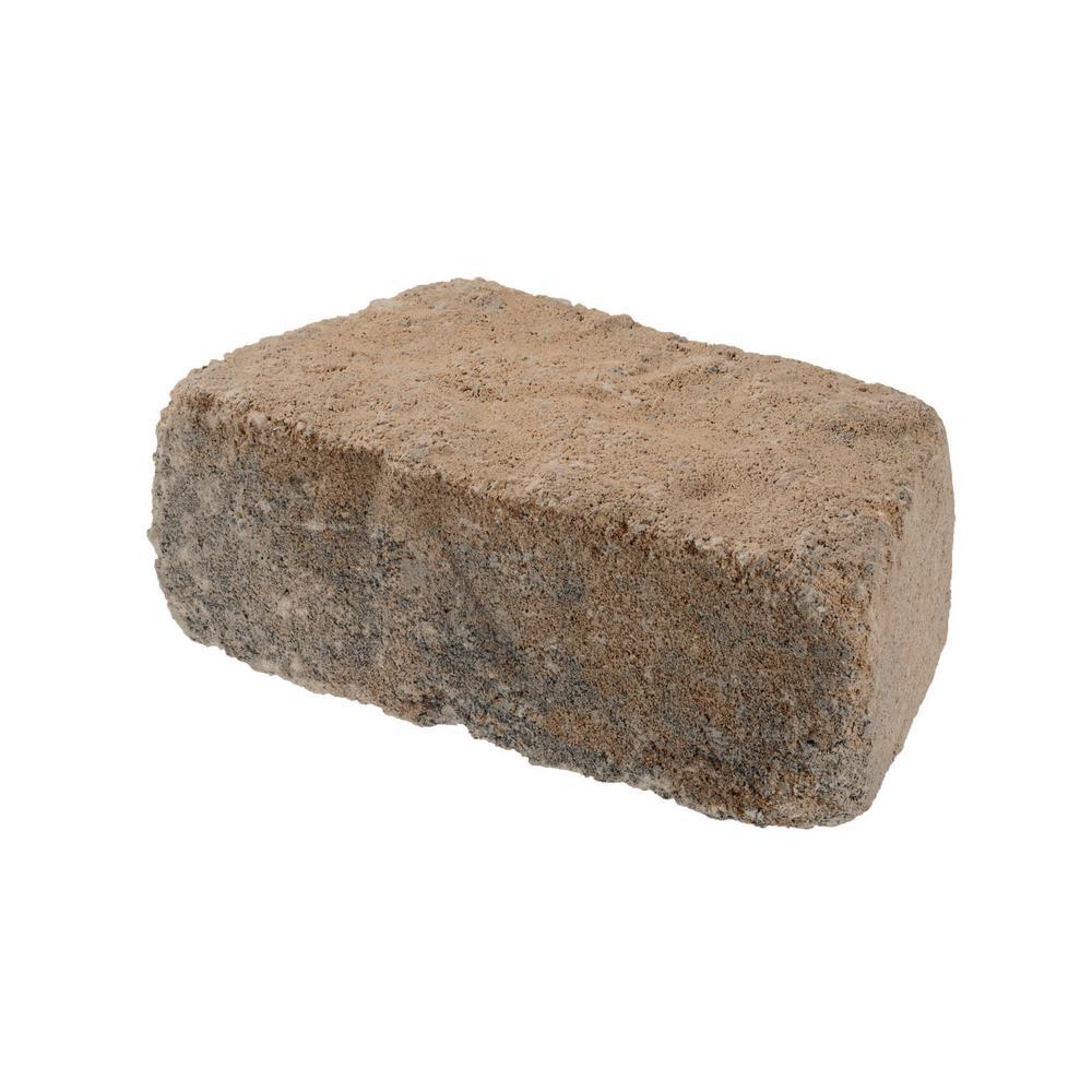 Beltis 4 in. x 11 in. x 6 in. Victorian Concrete Retaining Wall Block Pallet (140-Pieces/Pallet)