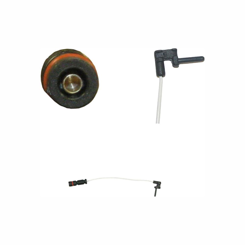 Centric Disc Brake Pad Wear Sensor