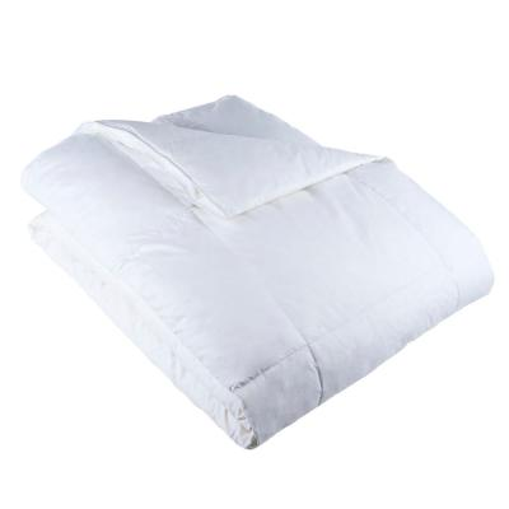 Ultra Soft Light Warmth White Down Alternative Comforter