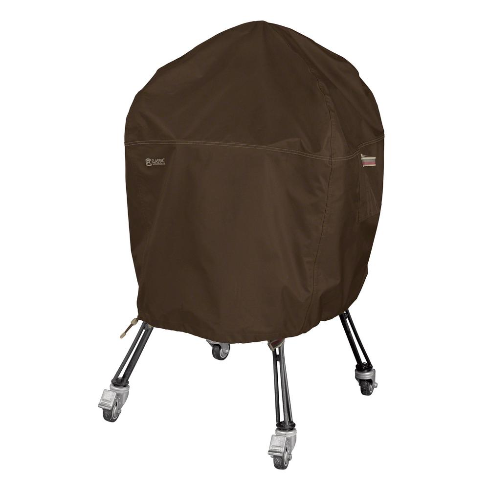 Madrona Rainproof 22 in. Kamado Ceramic Grill Cover