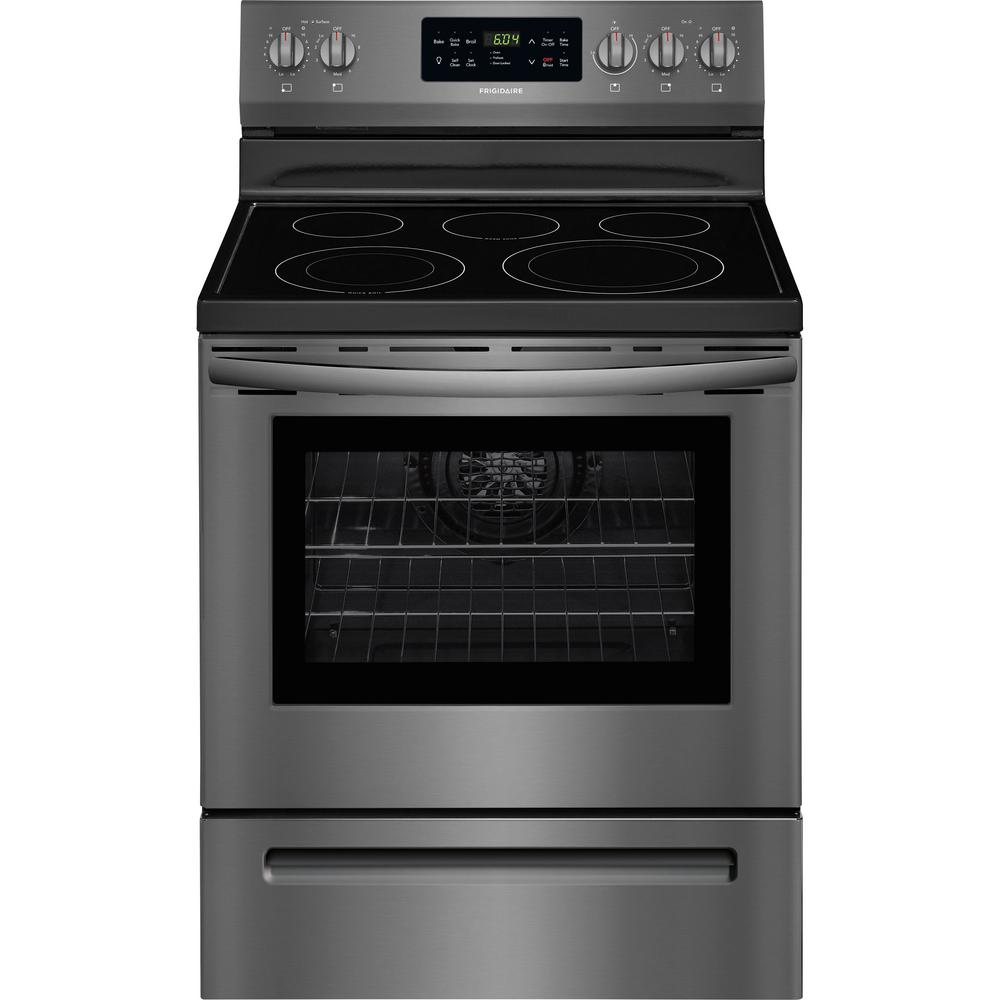 Home Depot Kitchen Electric Ranges