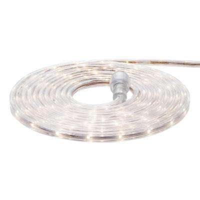 16.4 ft. Daylight All Occasion Indoor Outdoor LED Ultra Bright Flexible Strip Light Decoration (2-Pack, 32.8 ft. Total)