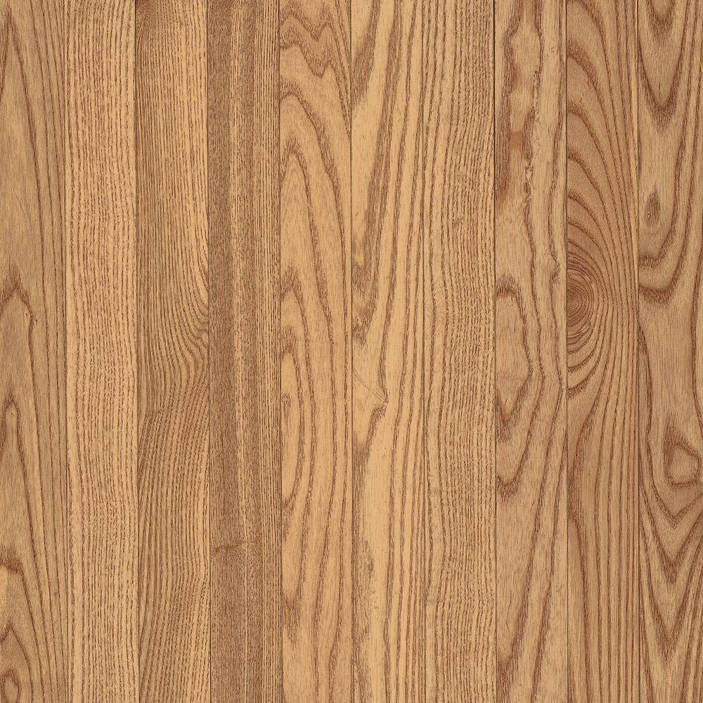 Bruce Take Home Sample - American Originals Natural Oak Solid Hardwood Flooring - 5 in. x 7 in.