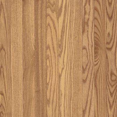 Take Home Sample - American Originals Natural Oak Solid Hardwood Flooring - 5 in. x 7 in.