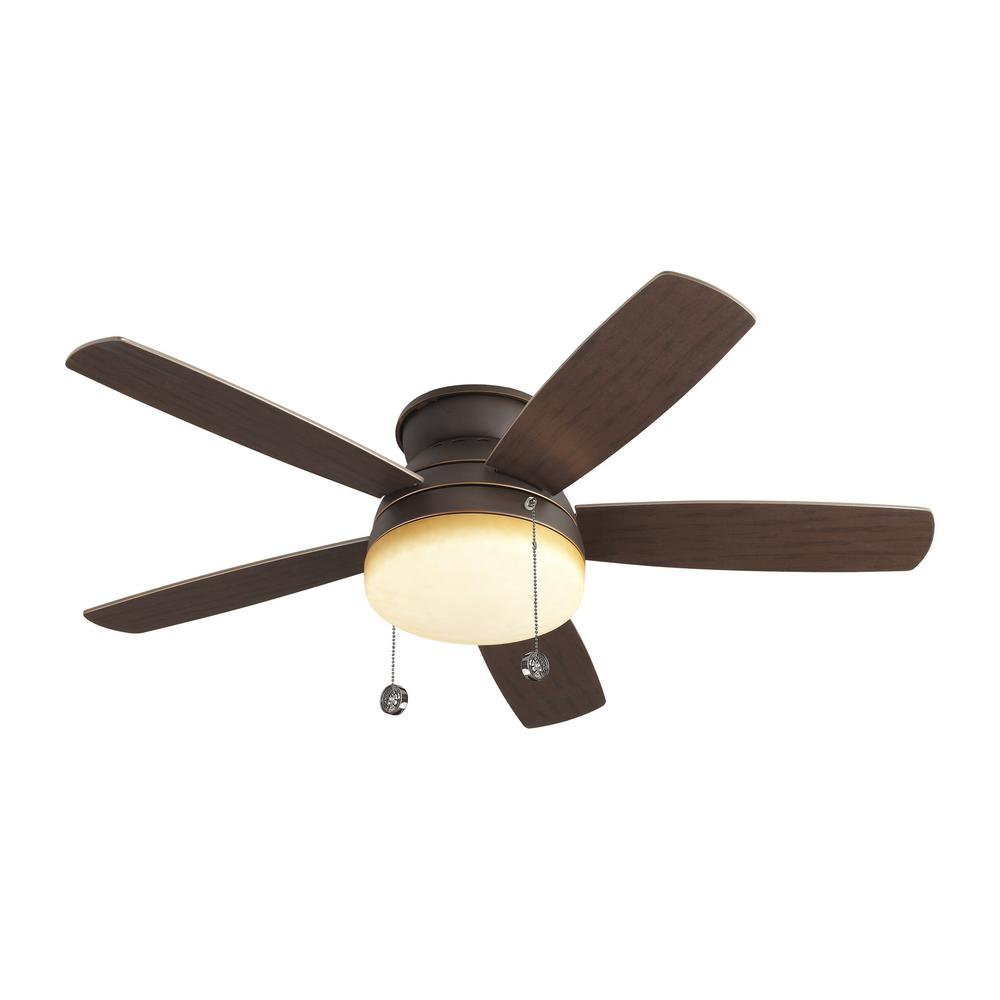 Monte Carlo Traverse 52 in. Indoor Roman Bronze Ceiling Fan with Light Kit was $299.0 now $179.4 (40.0% off)