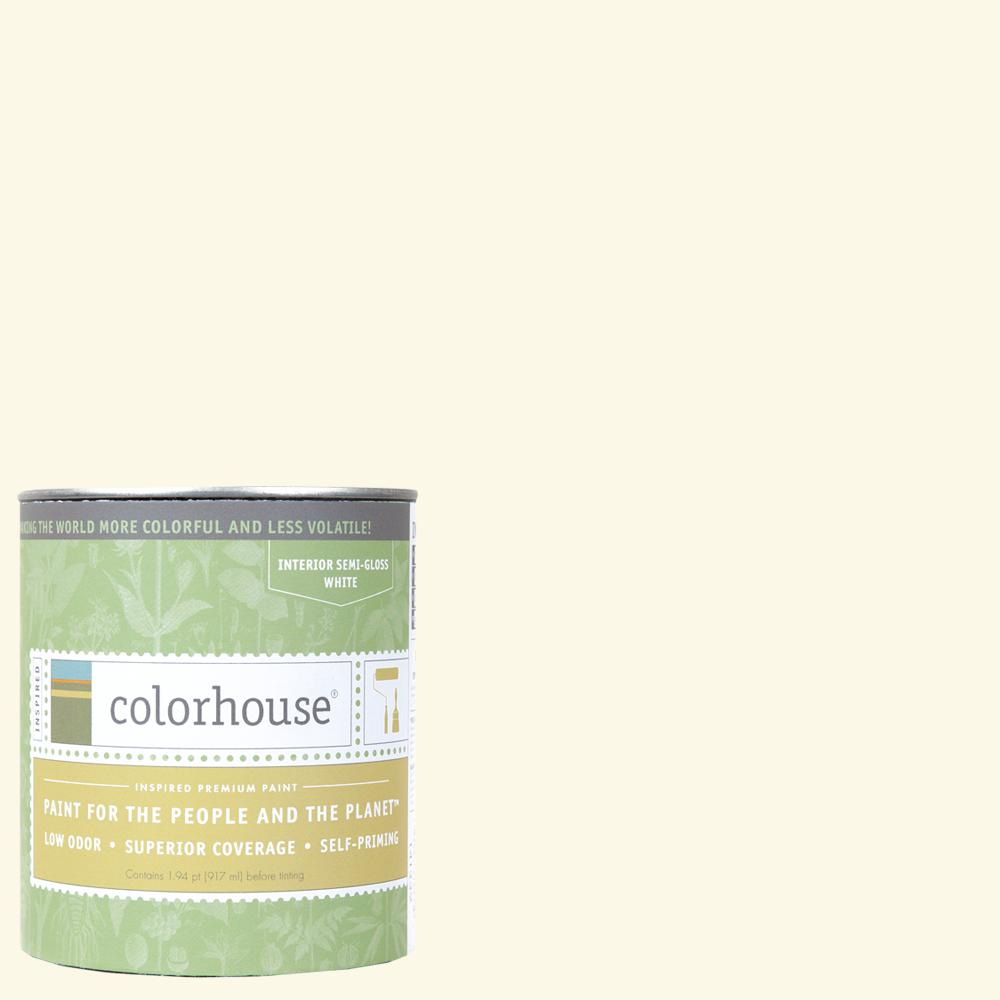 Colorhouse 1 qt. Air .01 Semi-Gloss Interior Paint