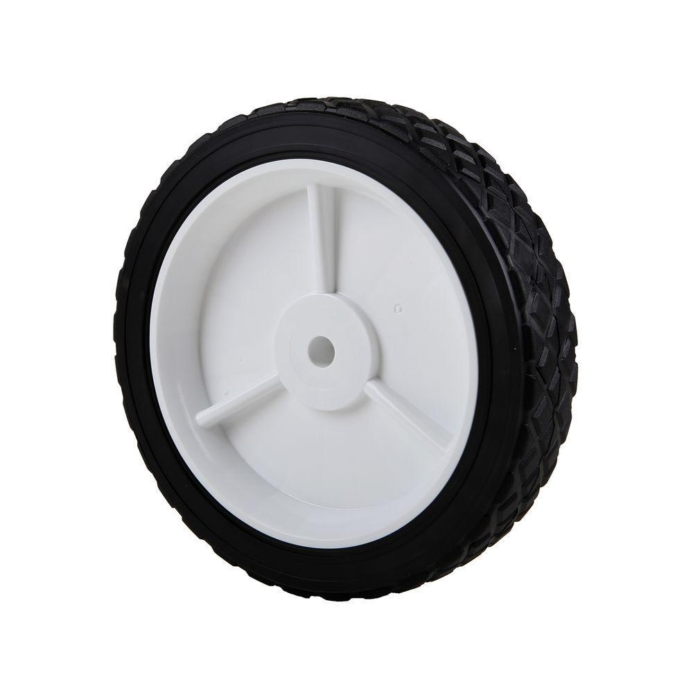 8 in. Plastic Wheel