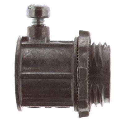 1/2 in. Set Screw Connector (Case of 50)
