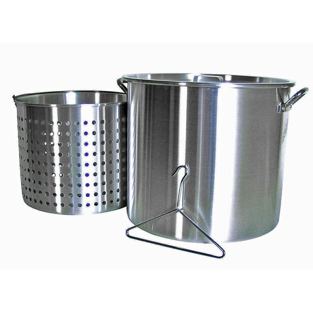 Masterbuilt 40 Qt. Aluminum Stock Pot