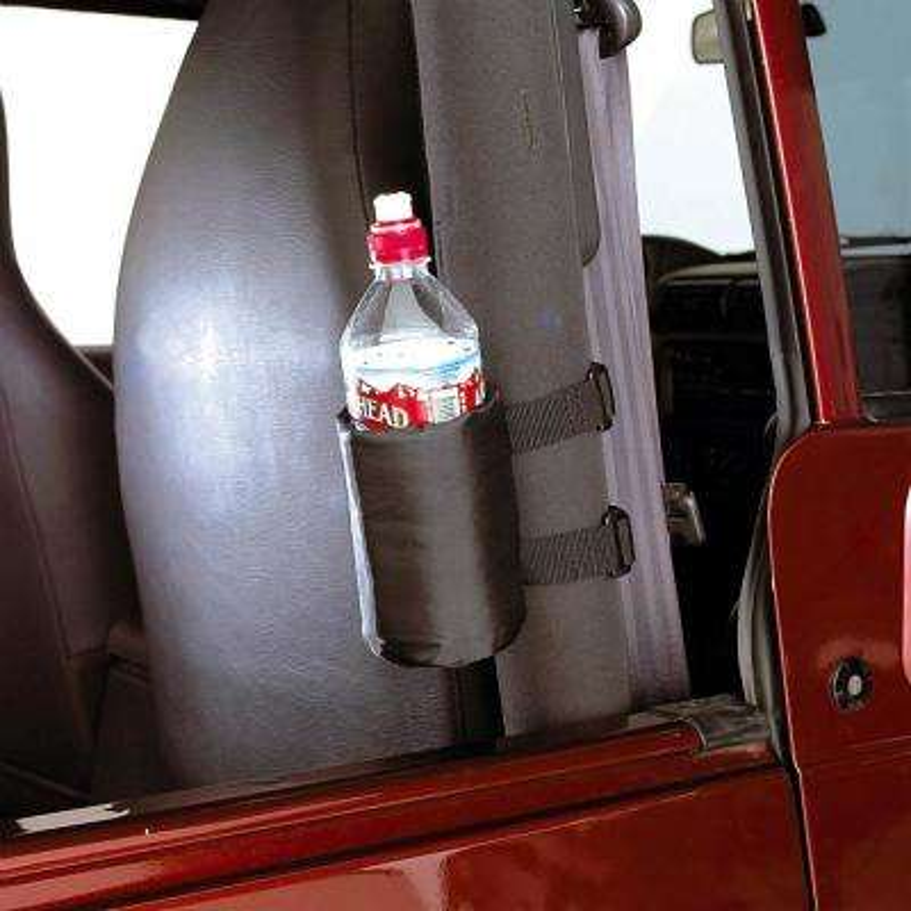 Sport Bar Drink Holder Pair 55-17 Jeep CJ/Wrangler YJ/TJ/JK