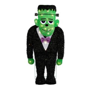 Home Accents Holiday 3 ft LED Spookytown Monster