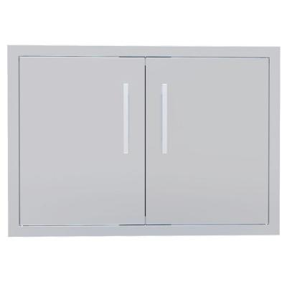Signature Series 30 in. 304 Stainless Steel Double Access Door