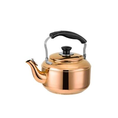 12-Cup 3L Stainless Steel Copper Stove Top Tea Kettle