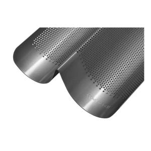 Chicago Metallic Commercial II Perforated French Bread Pan 59610